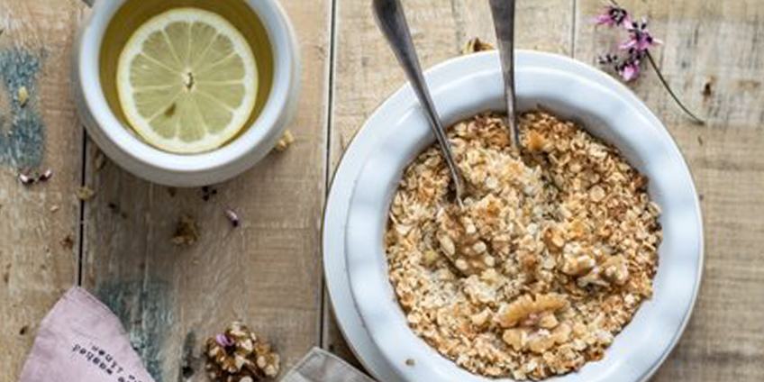 Find Yourself Eating Fiber this Cleanse