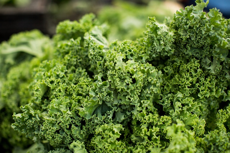 Superfood Kale Salad with Tangy Dressing