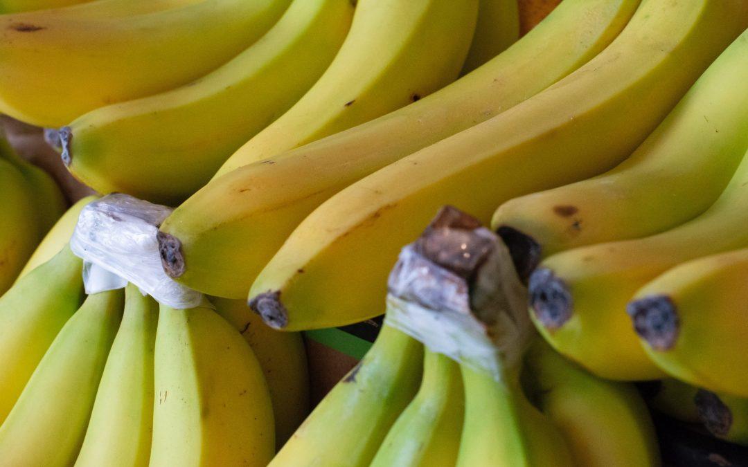 Dr. Ben's Wheat Free Banana Muffins
