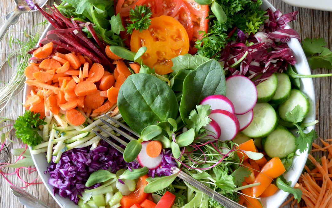 A Bloom Of Colour To Your Diet And Your Life!