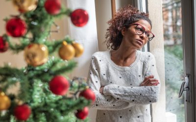 How to cope with the holiday blues. The gift of mental health